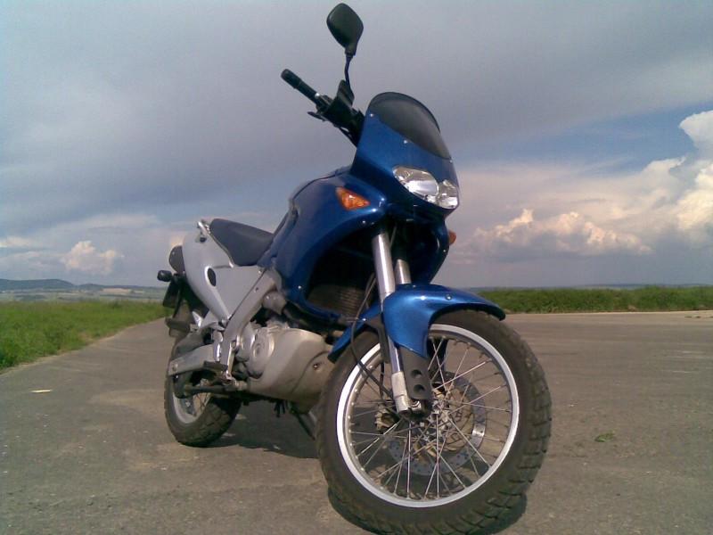 APRILIA PEGASO 650 s BMW motor