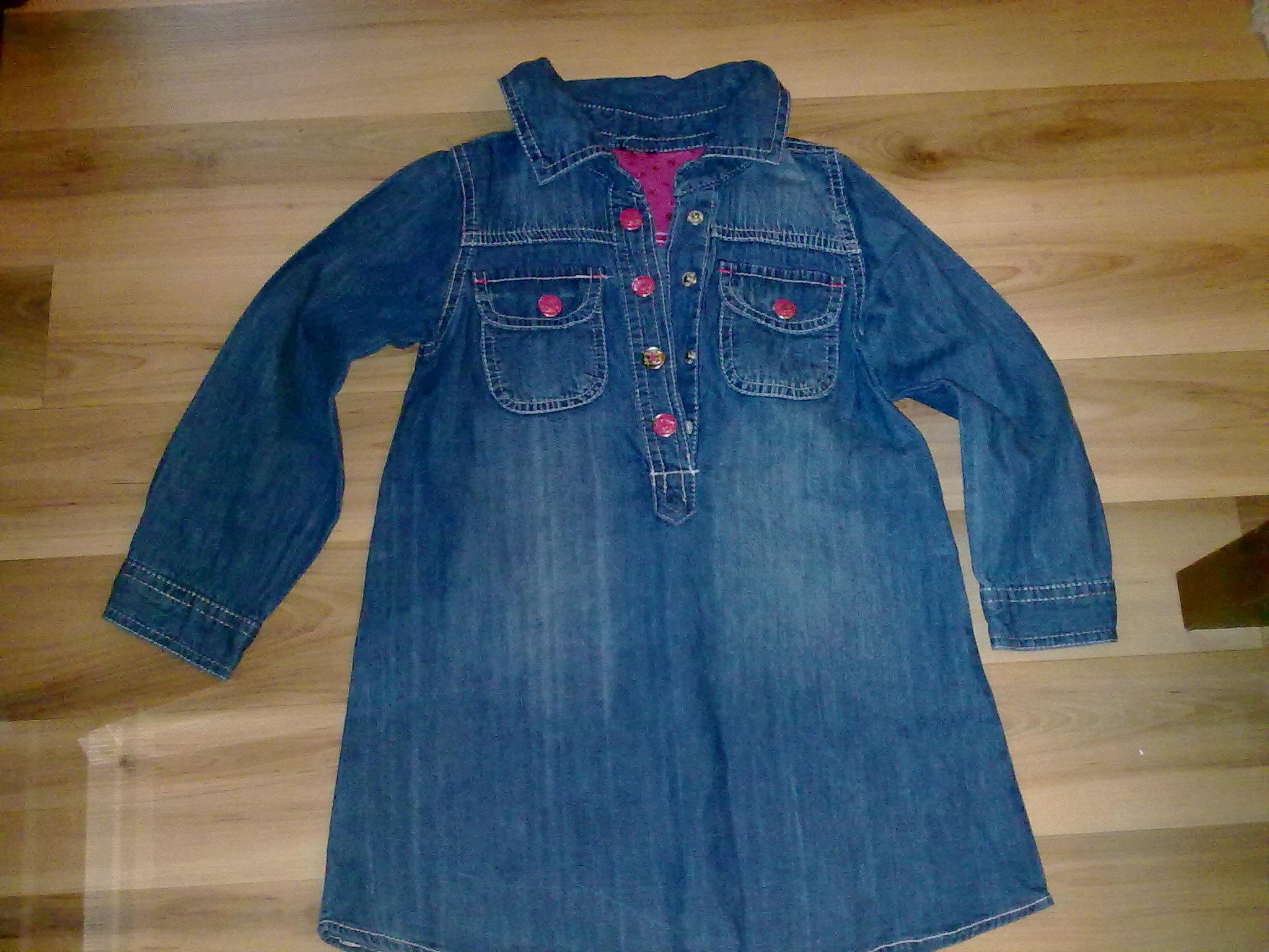 fdb80b393ce6 predám dievčenské šaty