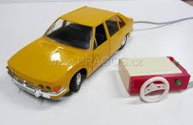 Staré hračky (autíčka)na ovládanie
