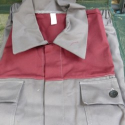 pracovné oblečenie