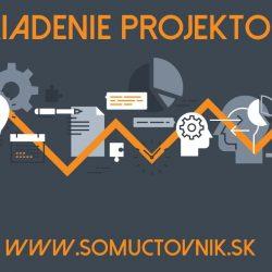 Nálepka - riadenie projektov - bez mien