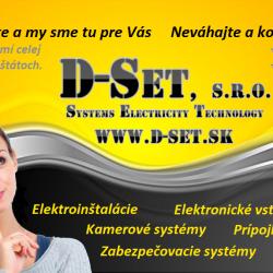 D-Set, s.r.o.