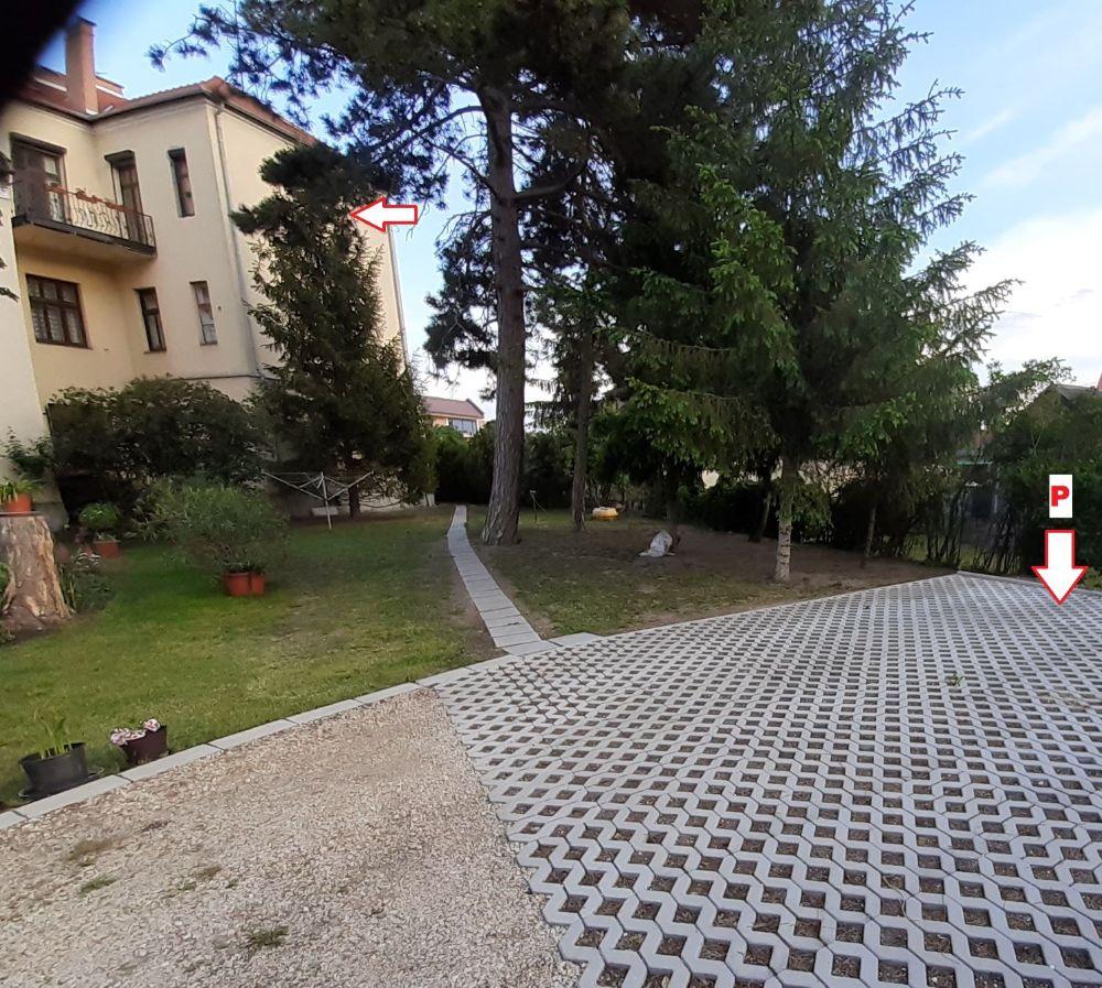 Parkovanie&zahrada