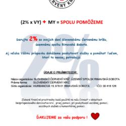 2% Dane na SČK RS