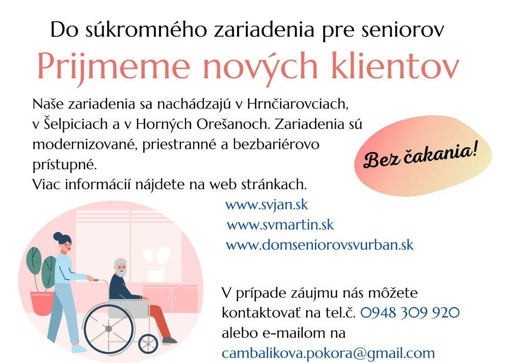 Prijmeme nových klientov! (1)